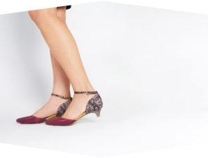 1.5 Inch Heel