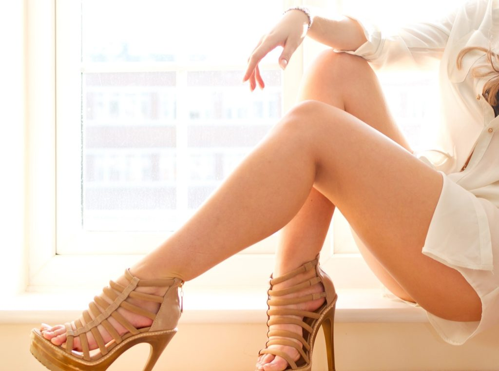 lady-in-strappy-high-heels