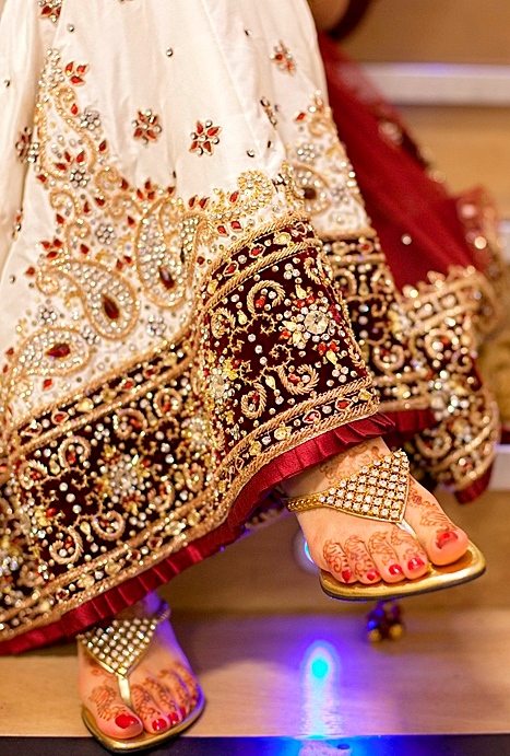 What type of high heels to wear while attending wedding