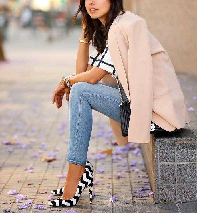 Make old high heels look new